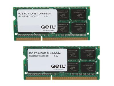 Upgrading Memory on a Macbook Pro OSX with the GeIL 16GB Memory Kit (GS316GB1333C9DC)